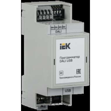 LAD00-03-0-000-K03 IEK Программатор DALI с подключением USB IEK