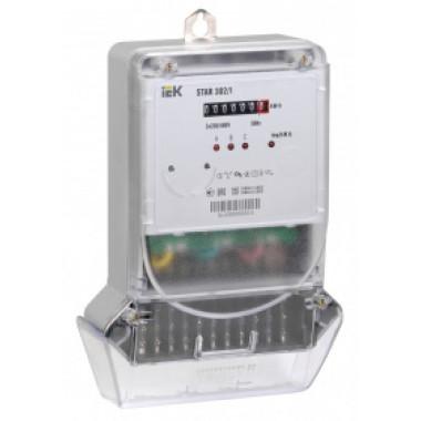 CCE-3C1-1-01-1 IEK Счетчик электрической энергии трехфазный STAR 302/1 С4-5(60)М