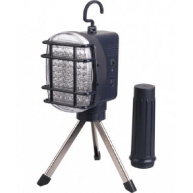 LDRO1-2062L-63-3H-K02 IEK Светильник светодиодный переносной ДРО 2063Л 63LED 3ч триног Lith.