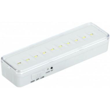 LDBA0-3925-10-K01 IEK Светильник светодиодный аккумуляторный ДБА 3925 2-4ч 1,5Вт IEK