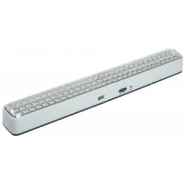 LDBA0-3927-90-K01 IEK Светильник светодиодный аккумуляторный ДБА 3927 15ч 9Вт IEK