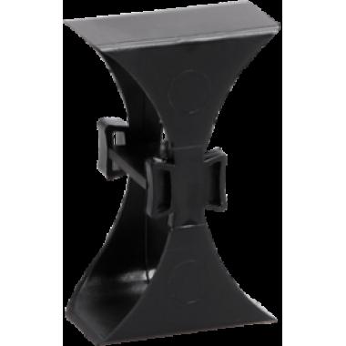 UKA-1 IEK Канал-соединитель КМ43002 для установочных коробок (для коробки КМ40022) IEK