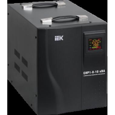 IVS10-1-01500R IEK Стабилизатор напряжения однофазный СНИ1-1,5 кВА (восстановленный)