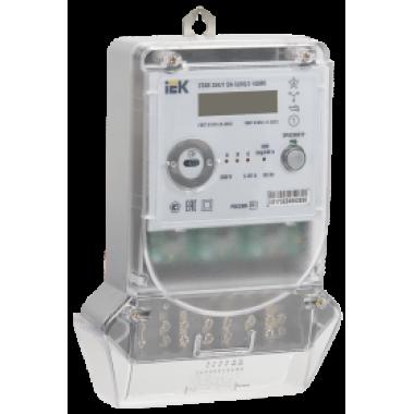 CCE-3C4-1-02-1 IEK Счетчик электрической энергии трехфазный многотарифный STAR 304/1 С4-5(60)Э 4ШИО