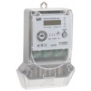 CCE-3C4-2-02-1 IEK Счетчик электрической энергии трехфазный многотарифный STAR 304/1 С4-10(100)Э 4ШИО