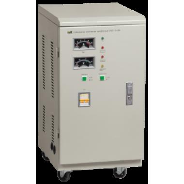 IVS10-1-07000 IEK Стабилизатор напряжения однофазный СНИ1-7 кВА