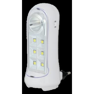 LDBA0-3924-07-K01 IEK Светильник светодиодный аккумуляторный ДБА 3924 3ч 1,5Вт IEK