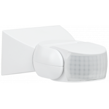 LDD10-013-1100-001 IEK Датчик движения ДД-013 1200Вт 180град 12м IP65 белый IEK
