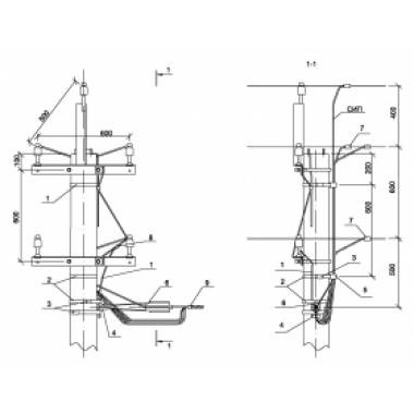 ASIP-BET-OVB-000-12-00 IEK Ответвление СИП4-4 от ВЛ 0,4 с неизолированными проводами к вводам
