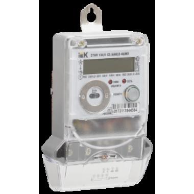 CCE-1C4-1-02-1 IEK Счетчик электрической энергии однофазный многотарифный STAR 104/1 С3-5(60)Э 4ШИО