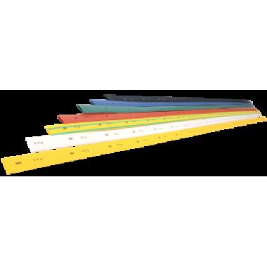 UDRS-D1-1-K01 IEK Трубка термоусаживаемая ТТУ 1/0,5 белая (1м) IEK