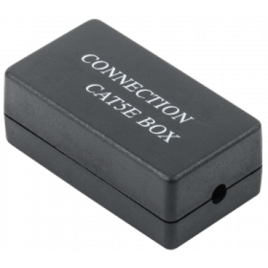 CS80-1C5EU-G IEK Адаптер проходной кат.5E UTP тип IDC-IDC (Krone) GENERICA