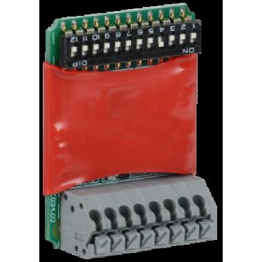 LAD00-04-0-000-K03 IEK Модуль сухих контактов DALI IEK