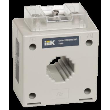 ITB30-2-05-0400 IEK Трансформатор тока ТШП-0,66 400/5А 5ВА класс 0,5 габарит 40